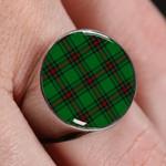 ScottishShop Logie Tartan - Tartan Ring