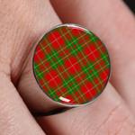 ScottishShop Burnett Ancient - Tartan Ring