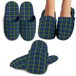 ScottishShop Tartan Slippers - Campbell Argyll Ancient Slippers
