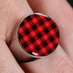 ScottishShop Cunningham Modern - Tartan Ring