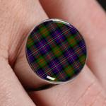 ScottishShop Chalmers Modern - Tartan Ring