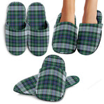ScottishShop Tartan Slippers - MacKenzie Dress Ancient Slippers