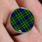ScottishShop Rollo - Tartan Ring