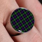 ScottishShop Malcolm Modern - Tartan Ring