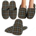 ScottishShop Tartan Slippers - Graham Of Menteith Weathered Slippers