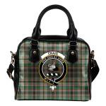 TartanClans Women's Handbag, Craig Ancient Clan Tartan Shoulder Handbag