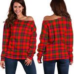 TartanClans Maccoll Modern  Women's Off Shoulder Sweater