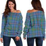 TartanClans Machardy Ancient  Women's Off Shoulder Sweater