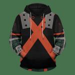 Bakugou Uniform Hoodie Anime Clothes