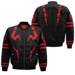 Sukuna Bomber Jacket Uniform Jujutsu Kaisen Anime Clothes