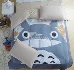 My Neighbor Totoro Bed Set Cute Totoro Bedding Anime Gift For Fans