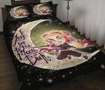 Demon Slayer Bed Set Black Hashira Anime Gift For Fans