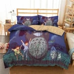 My Neighbor Totoro Bed Set Totoro And Friends Totoro Bedding Anime Gift For Fans