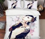 Tokyo Ghoul Bed Set Uta Bedding Anime Gift For Fans