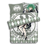 One Punch Man Bed Set Seductive Tatsumaki Bedding Anime Gift For Fans