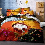 My Neighbor Totoro Bed Set Earendel Totoro Bedding Anime Gift For Fans