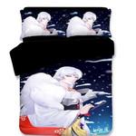 Inuyasha Bed Set Sesshomaru Bedding Anime Gift For Fans