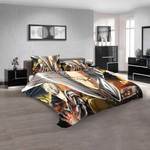 One Punch Man Bed Set Saitaman Bedding Anime Gift For Fans