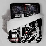 Death Note Bed Set Ryuk Bedding Anime Gift For Fans