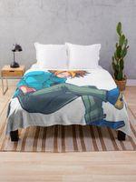My Hero Academia Bed Set Kaminari Denki Bedding Anime Gift For Fans