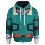 My Hero Academia Hoodie Izuku Anime Sweatshirts