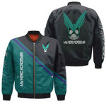 Deku Bomber Jacket Uniform My Hero Academia MHA Anime Clothes