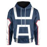 My Hero Academia Hoodie Uniform Anime Custom Sweatshirts