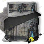 Destiny 2 Helm Of Saint 6F 3D Customized Bedding Sets Duvet Cover Set Bedset Bedroom Set Bedlinen , Comforter Set