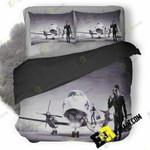 Saints Row The Third Game Private Jet Hd 3D Customized Bedding Sets Duvet Cover Set Bedset Bedroom Set Bedlinen , Comforter Set
