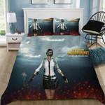 Pubg #6 3D Personalized Customized Bedding Sets Duvet Cover Bedroom Sets Bedset Bedlinen , Comforter Set