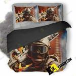 Battlefield 4 Sniper Po 3D Customized Bedding Sets Duvet Cover Set Bedset Bedroom Set Bedlinen , Comforter Set