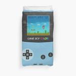 Retro Nintendo Game Boy Super Mario 3D Personalized Customized Duvet Cover Bedding Sets Bedset Bedroom Set , Comforter Set