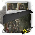 Odin And Thor 5K Fg 3D Customize Bedding Sets Duvet Cover Bedroom set Bedset Bedlinen , Comforter Set