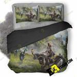 Horizon Zero Dawn 3M 3D Customized Bedding Sets Duvet Cover Set Bedset Bedroom Set Bedlinen , Comforter Set
