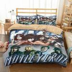 3D Customize Motley Crue Bedding Set Duvet Cover Set Bedroom Set Bedlinen EXR2774 , Comforter Set