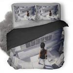 Faith Connors Mirror's Edge #6 3D Personalized Customized Bedding Sets Duvet Cover Bedroom Sets Bedset Bedlinen , Comforter Set