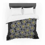"Maria Bazarova ""Chamomile "" Yellow Floral Featherweight3D Customize Bedding Set Duvet Cover SetBedroom Set Bedlinen , Comforter Set"