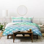 Lisa Argyropoulos Diamond Rain Revival Duvet Cover , Comforter Set