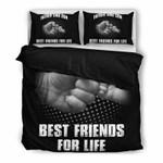 Best Friends For Life  3D Customized Bedding Sets Duvet Cover Bedlinen Bed set , Comforter Set