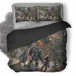 Alienation #2 3D Personalized Customized Bedding Sets Duvet Cover Bedroom Sets Bedset Bedlinen , Comforter Set