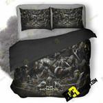 For Honor Season V Age Of Wolves Yx 3D Customized Bedding Sets Duvet Cover Set Bedset Bedroom Set Bedlinen , Comforter Set