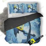 Zane The Lego Ninjago Movie 0P 3D Customize Bedding Sets Duvet Cover Bedroom set Bedset Bedlinen , Comforter Set
