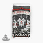 The Night Circus 3D Personalized Customized Duvet Cover Bedding Sets Bedset Bedroom Set , Comforter Set