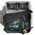 Rocket League M4 3D Customized Bedding Sets Duvet Cover Set Bedset Bedroom Set Bedlinen , Comforter Set
