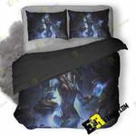 Hearthstone Heroes Of Warcraft Qc 3D Customized Bedding Sets Duvet Cover Set Bedset Bedroom Set Bedlinen , Comforter Set