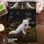 Arctic Fox #092453D Customize Bedding Set/ Duvet Cover Set/  Bedroom Set/ Bedlinen , Comforter Set