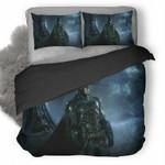 Batman Arkham Origins #11 3D Personalized Customized Bedding Sets Duvet Cover Bedroom Sets Bedset Bedlinen , Comforter Set