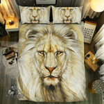 Lion Collection #090773D Customize Bedding Set Duvet Cover SetBedroom Set Bedlinen , Comforter Set