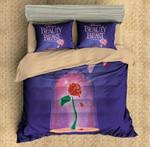Duvet Cover Set Customize Beauty And The Beast Bedding Set Bedlinen EXR5773 , Comforter Set