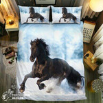 Morningnow Horse #09146 3D Customize Bedding Set/ Duvet Cover Set/  Bedroom Set/ Bedlinen , Comforter Set